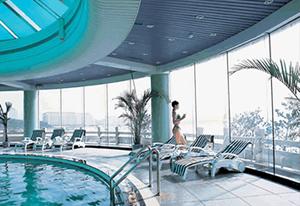 金海湾国际饭店;地址: 威海火炬高技术产业开发区北环路128号